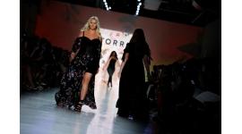 Модные тенденции сезона весна-лето 2018 для женщин plus size