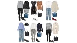 Капсульный гардероб для полных женщин