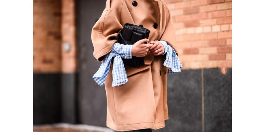 Алые складки, шоколадные клетки: модные тенденции осень-зима 2017-2018