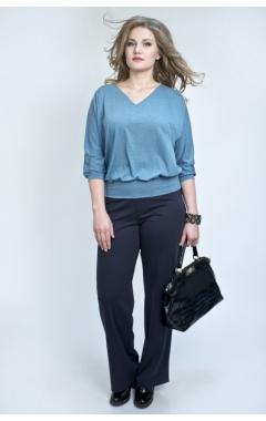 брюки Классика Милан (темно синий)