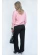 Блуза Мелисса (розовый)