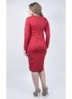 Платье Элит (красный)