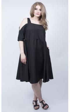 """Платье """"Харли"""" (черный)"""