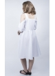 Платье Харли (белый)