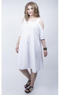 """Платье """"Харли"""" (белый)"""