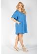Платье Долли (голубой)
