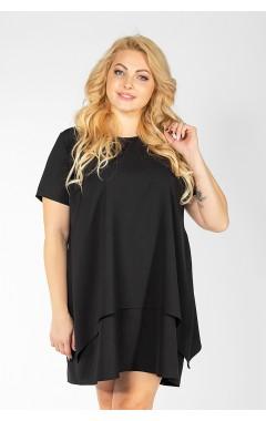 Платье Эйприл (чёрный)