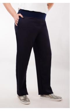 брюки Нинетт (тёмно-синий)