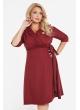 платье Орфей (бордовый)