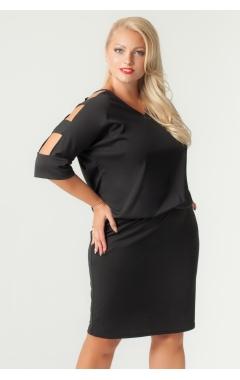 платье Нимфа (чёрный)