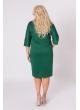 Платье Лада (зелёный)