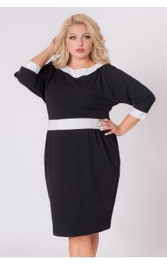 платье Блеск (чёрный)