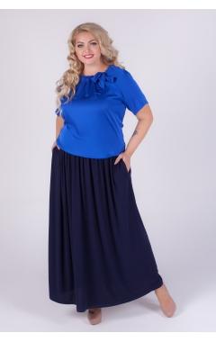 юбка Арина (тёмно-синий)