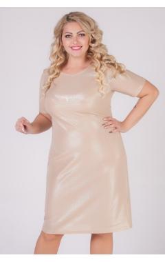 платье Софиты (золотой)