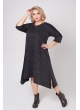 платье Роксана (чёрный/люрекс)