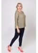 блуза Инна (зелёный)