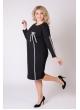 платье Лента (чёрный)