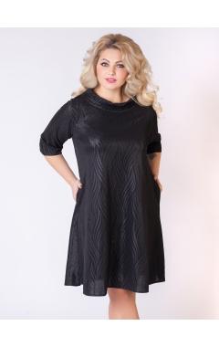 платье Сильвия (чёрный)