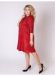 платье Сильвия (красный)