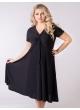 платье Стразы (чёрный)