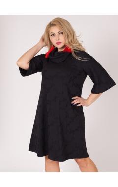 платье Гера2 (чёрный)