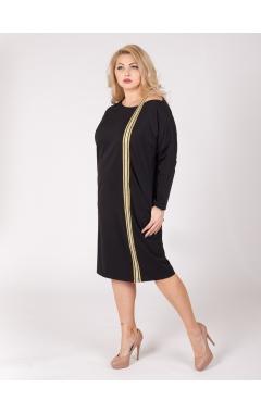 платье Спортшик (чёрный)