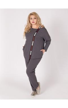 спортивный костюм Трейси (серый)