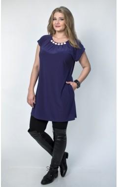 Туника Кристина (фиолет)