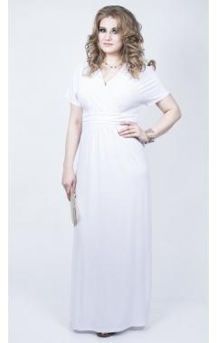 """Платье """"Афина"""" (белый)"""