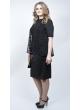 платье Анна (черный)
