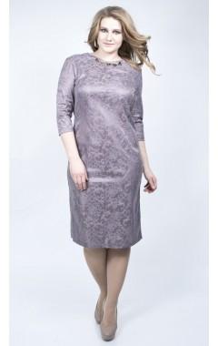 Платье Золла (сиреневый)
