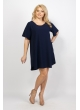 Платье Долли (тёмно-синий)