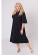 платье Джун2 (чёрный)
