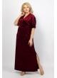 Платье Фаина (бордо)