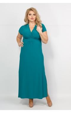 Платье Афина (бирюза)