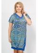 Платье Астра (принт)