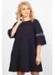 Платье Барби (тёмно-синий)