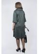 Платье Беатрис (зеленый принт)