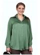Блуза Шёлк (зелёный)