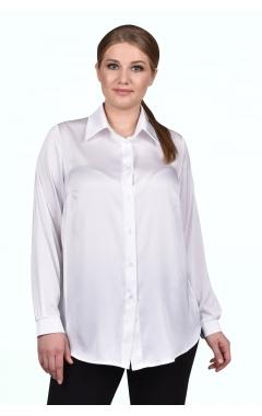Блуза Шёлк (белый)