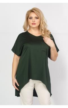 Туника Бохо (темно-зеленый)
