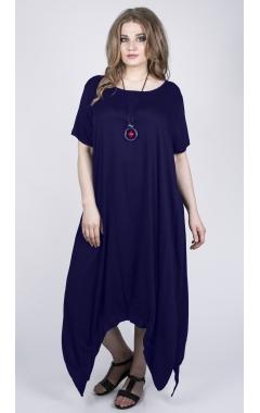 Платье Бродвей (тёмно-синий)