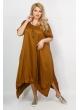 Платье Бродвей (светло-коричневый)