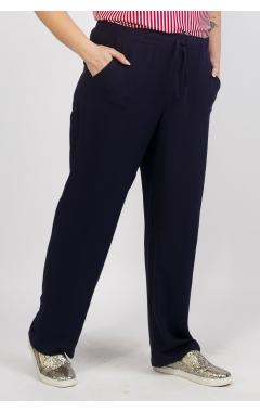 брюки Звезда (тёмно-синий)