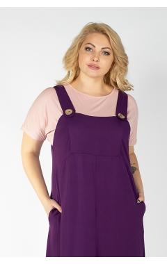 Сарафан Эмили (фиолетовый)
