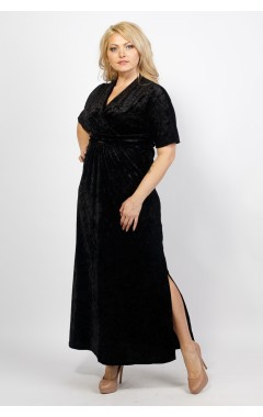 Платье Фаина (чёрный)