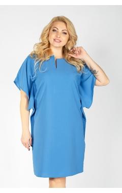 Платье Женева2 (голубой)