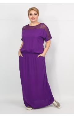 Платье Глория (фиолетовый)
