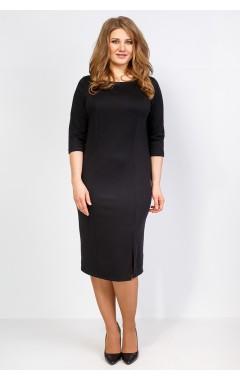 Платье Жаклин (чёрный)