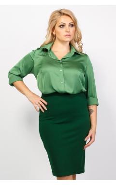 Юбка Карандаш (зелёный)